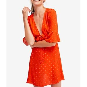 ✨ NWT Free People All Yours Mini Dress ✨